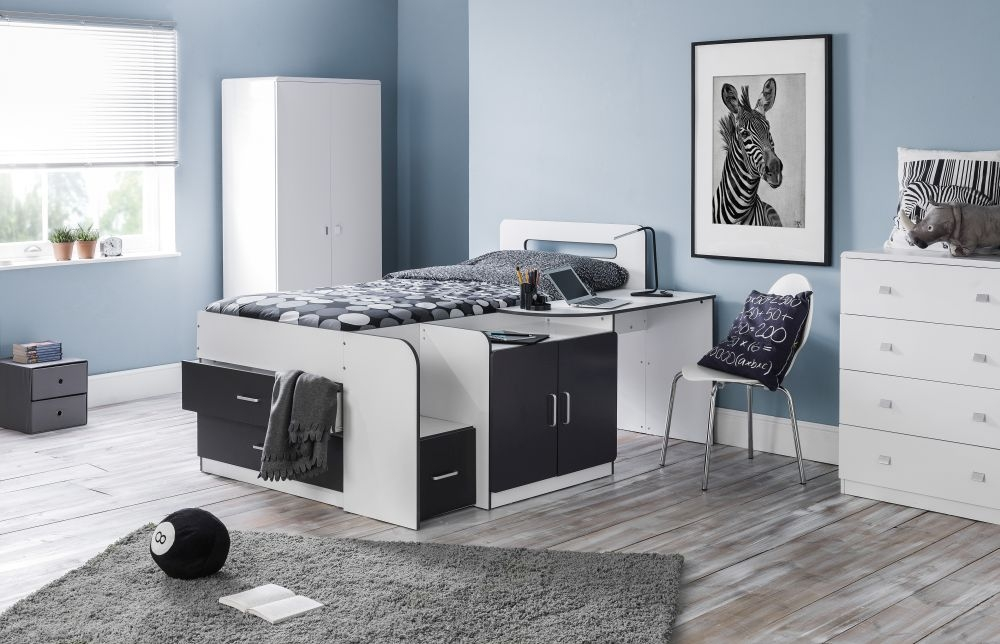 Domino Wooden Bedroom Furniture Collection