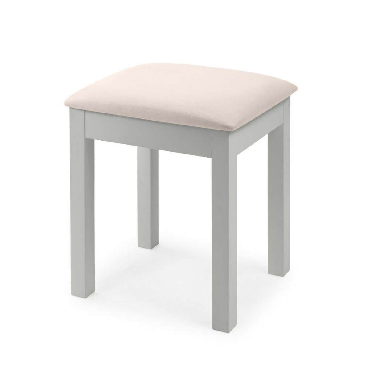 Maine Dove Grey Dressing Table Stool