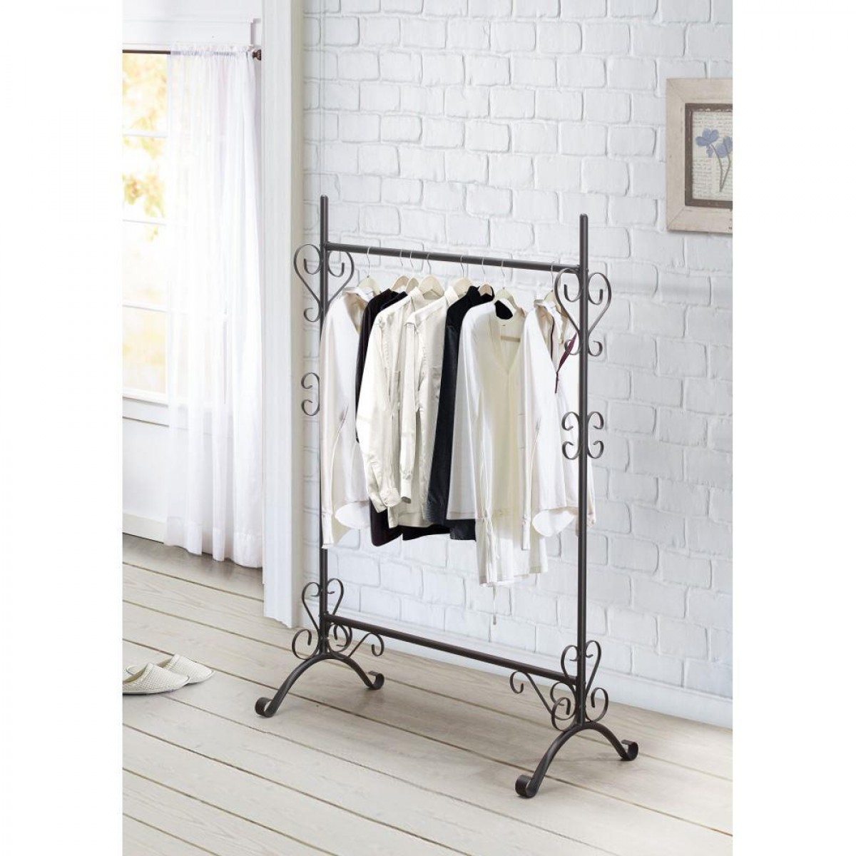 Indigo Black Hanging Rail