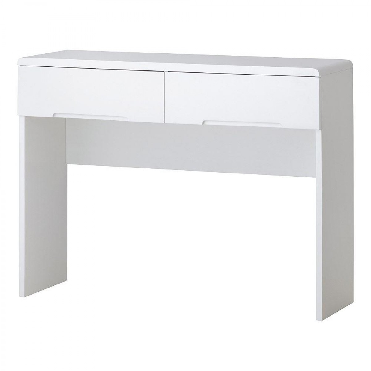 Manhattan White Wooden Dressing Table