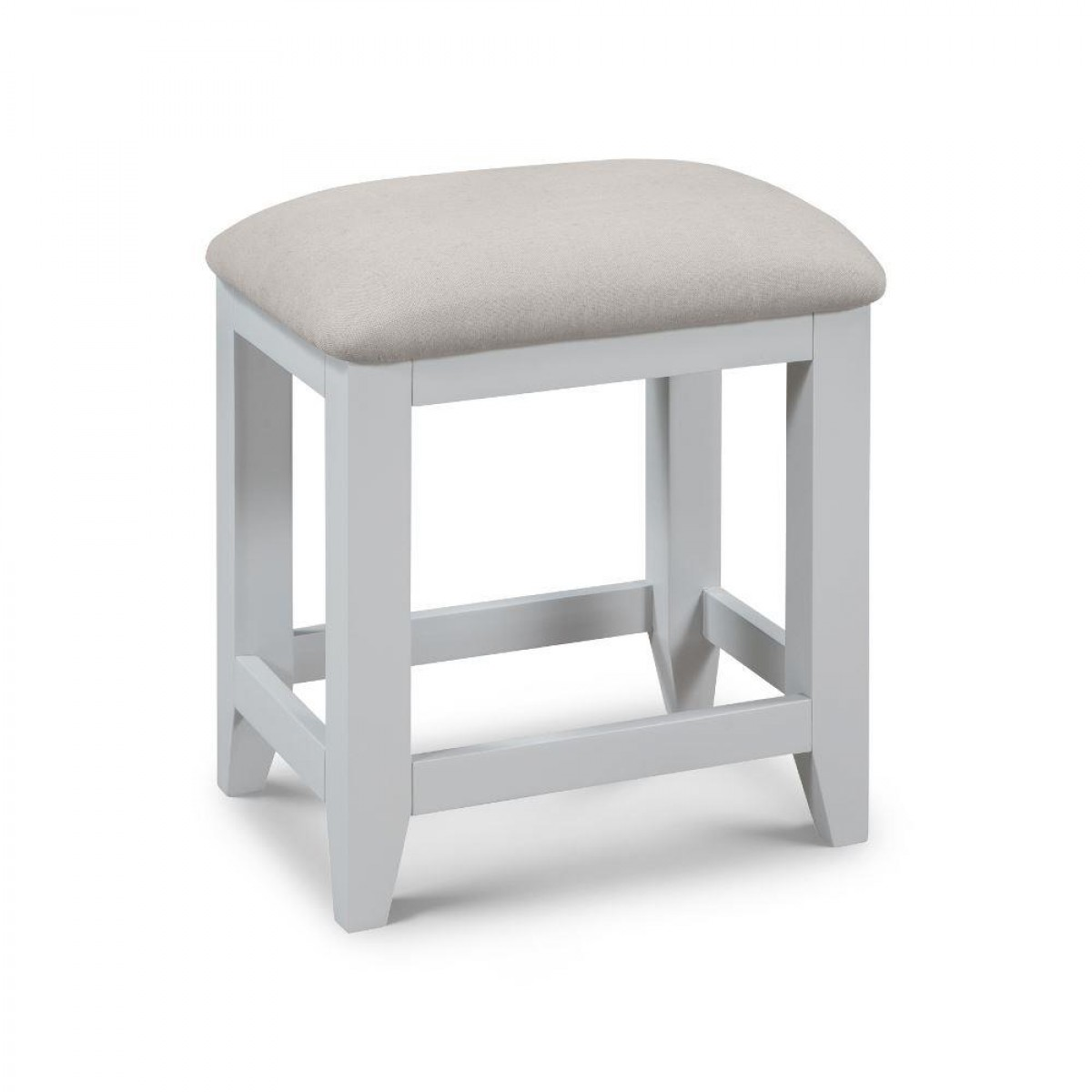 Richmond Grey and Oak Wooden Stool