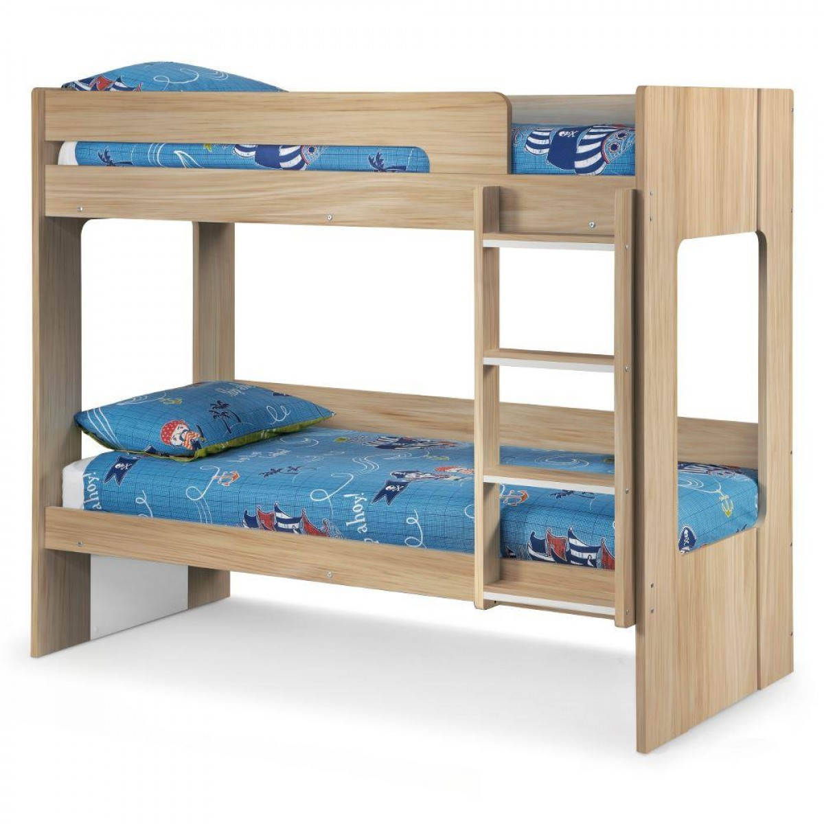 Ellie Oak Wooden Bunk Bed