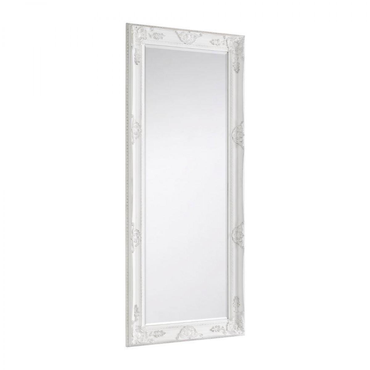 Palais White Lean-to Dress Mirror - 70 cm x 170 cm
