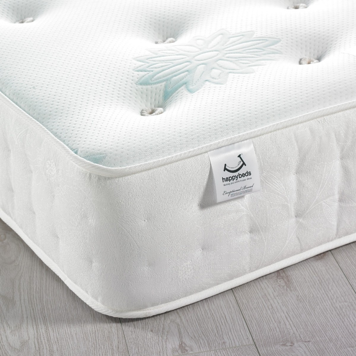 Anniversary Backcare 2000 Pocket Sprung Mattress