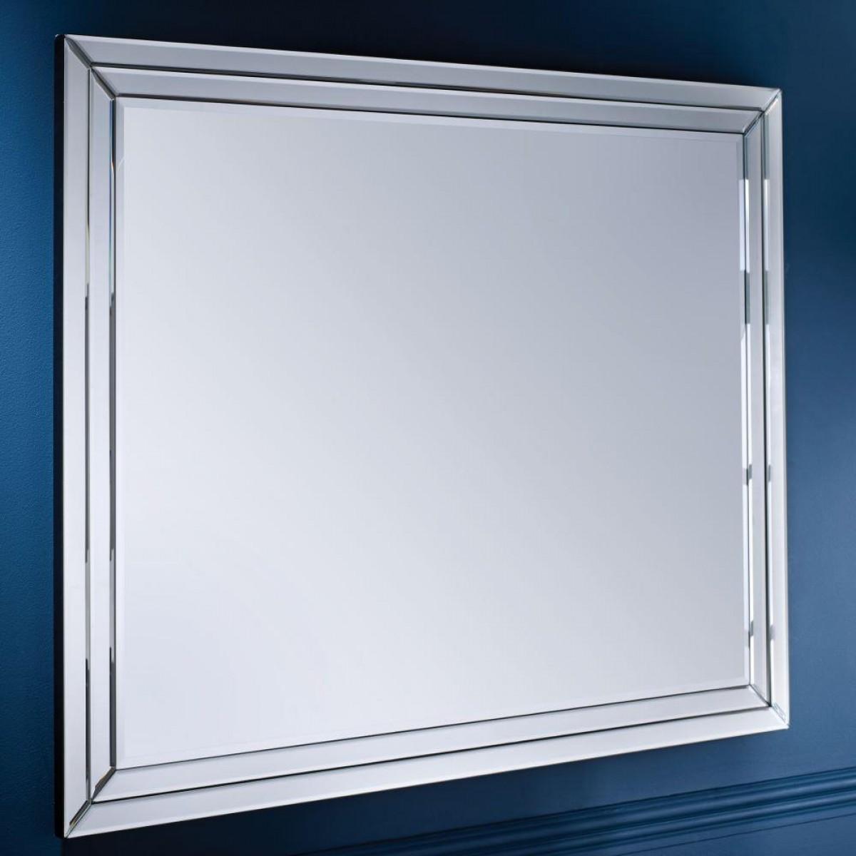Valencia Mirrored Wall Mirror