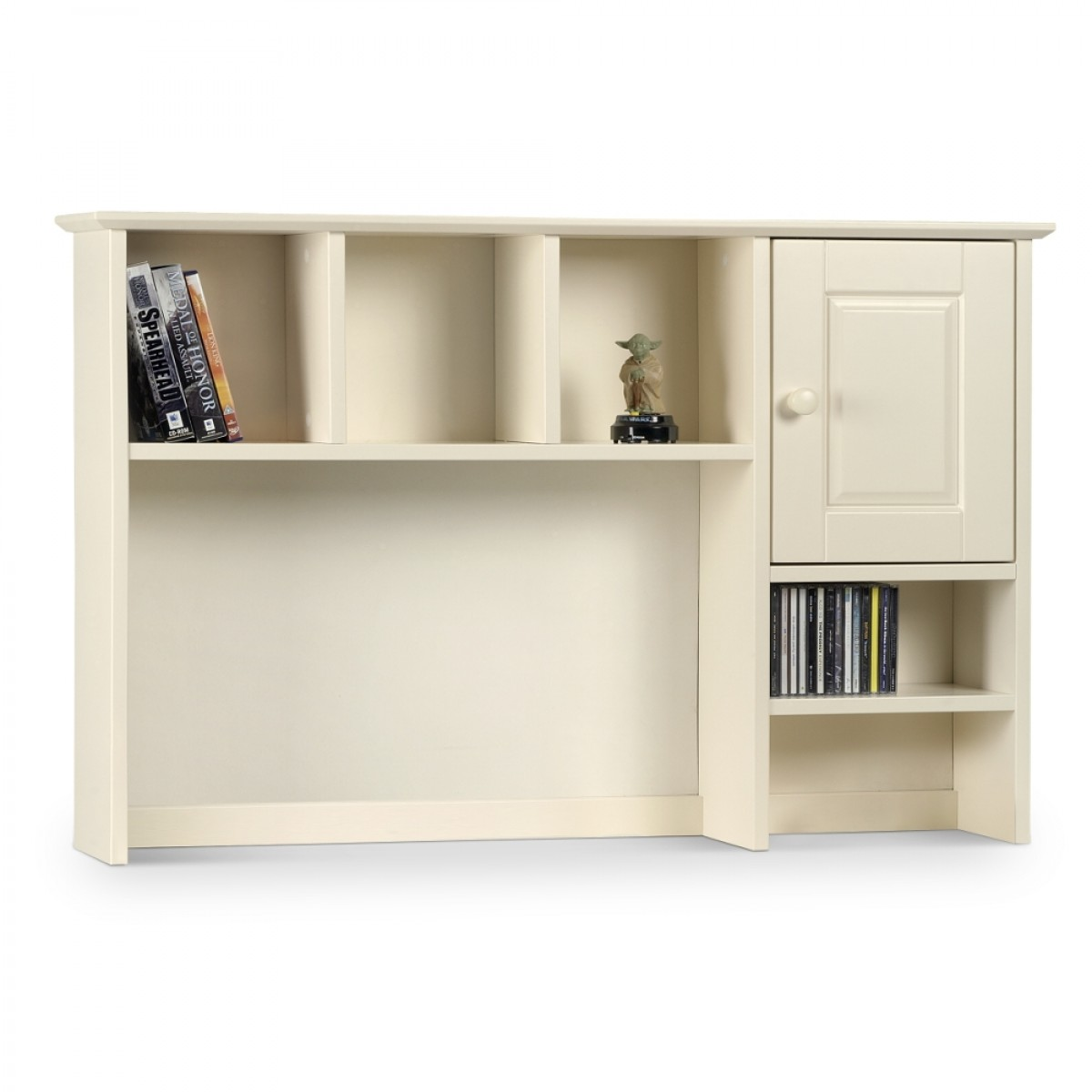 Cameo Stone White Hutch Top For Desk