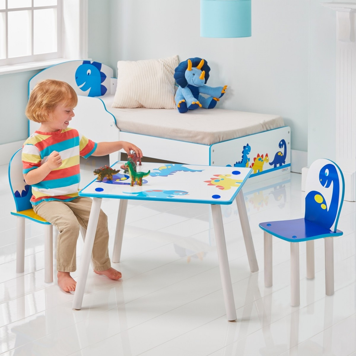 Dinosaurs Table and Chairs