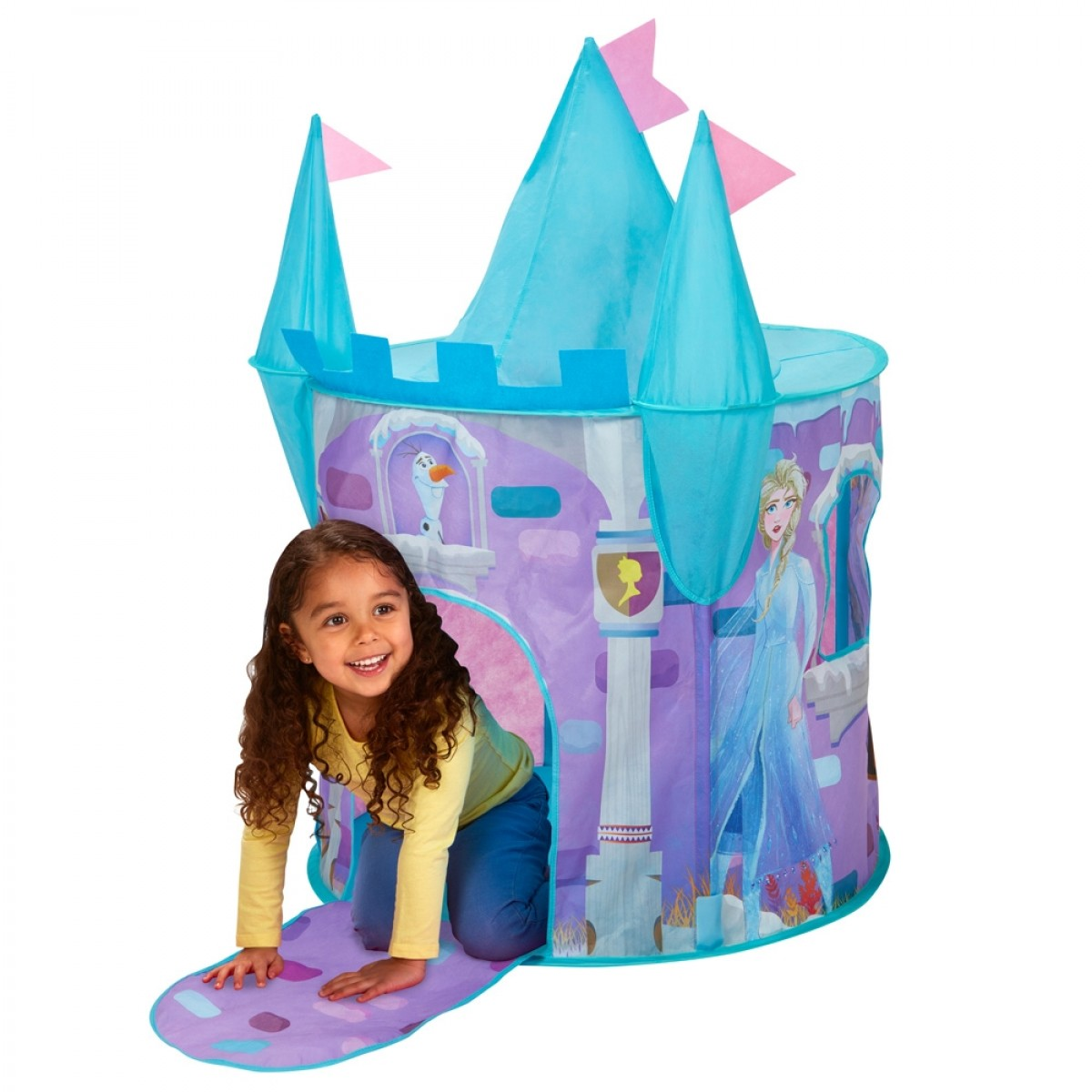 Frozen 2 Castle Play Tent