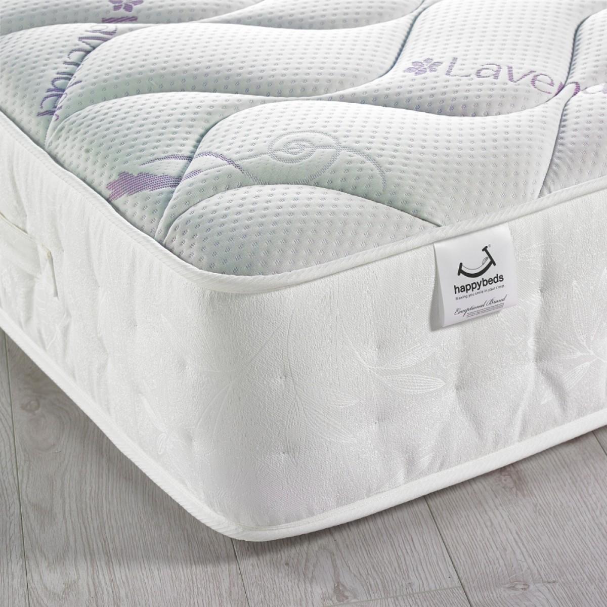 Lavender 3000 Pocket Sprung Memory Foam Mattress