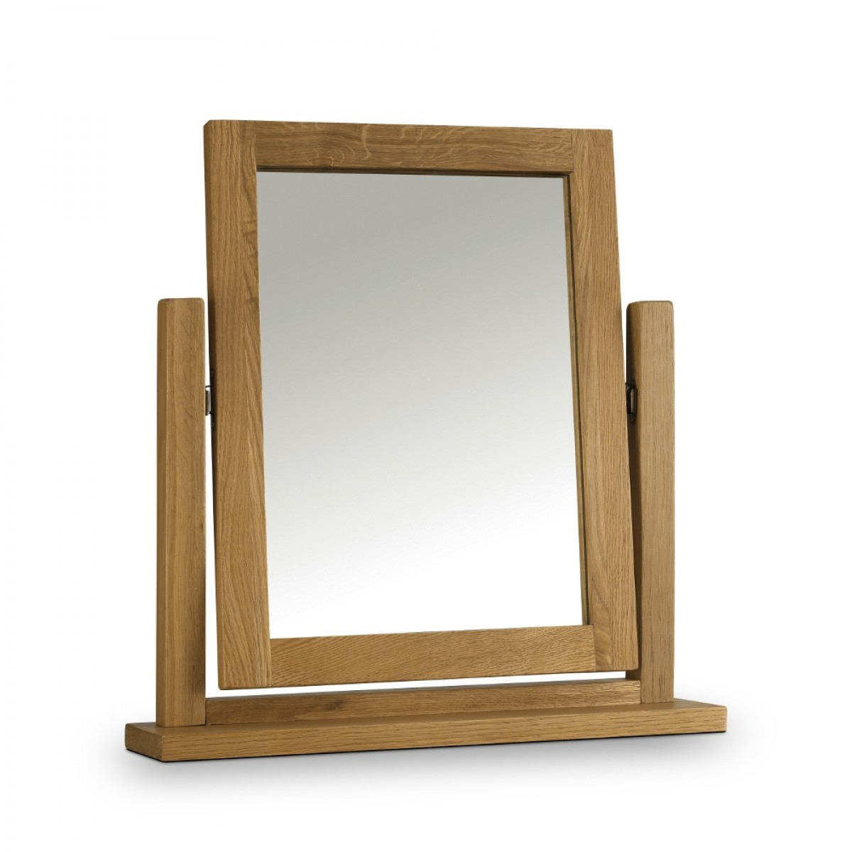 Marlborough Oak Dressing Table Mirror - 50 x 53 cm