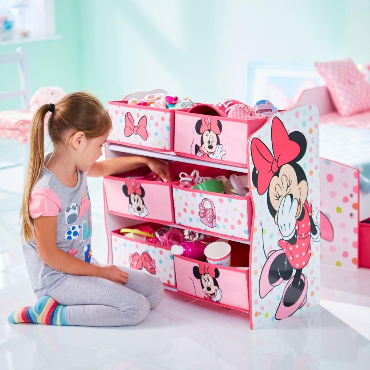 Minnie Mouse Multi Storage Unit