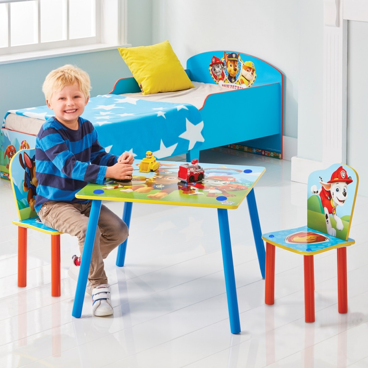 Paw Patrol Table and Chairs