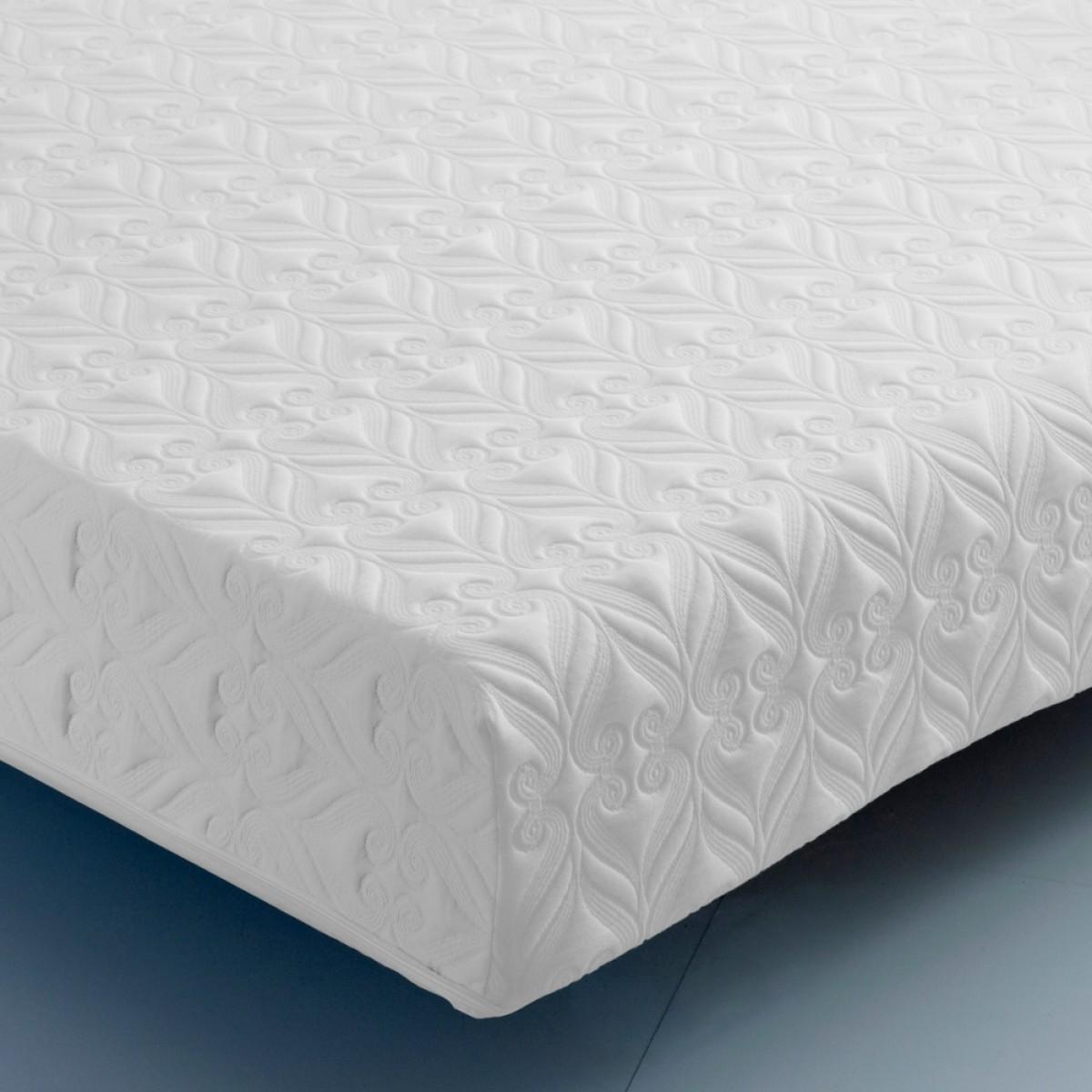 Pocket Comfort 3000 Individual Sprung Reflex Foam Support Orthopaedic Rolled Mattress