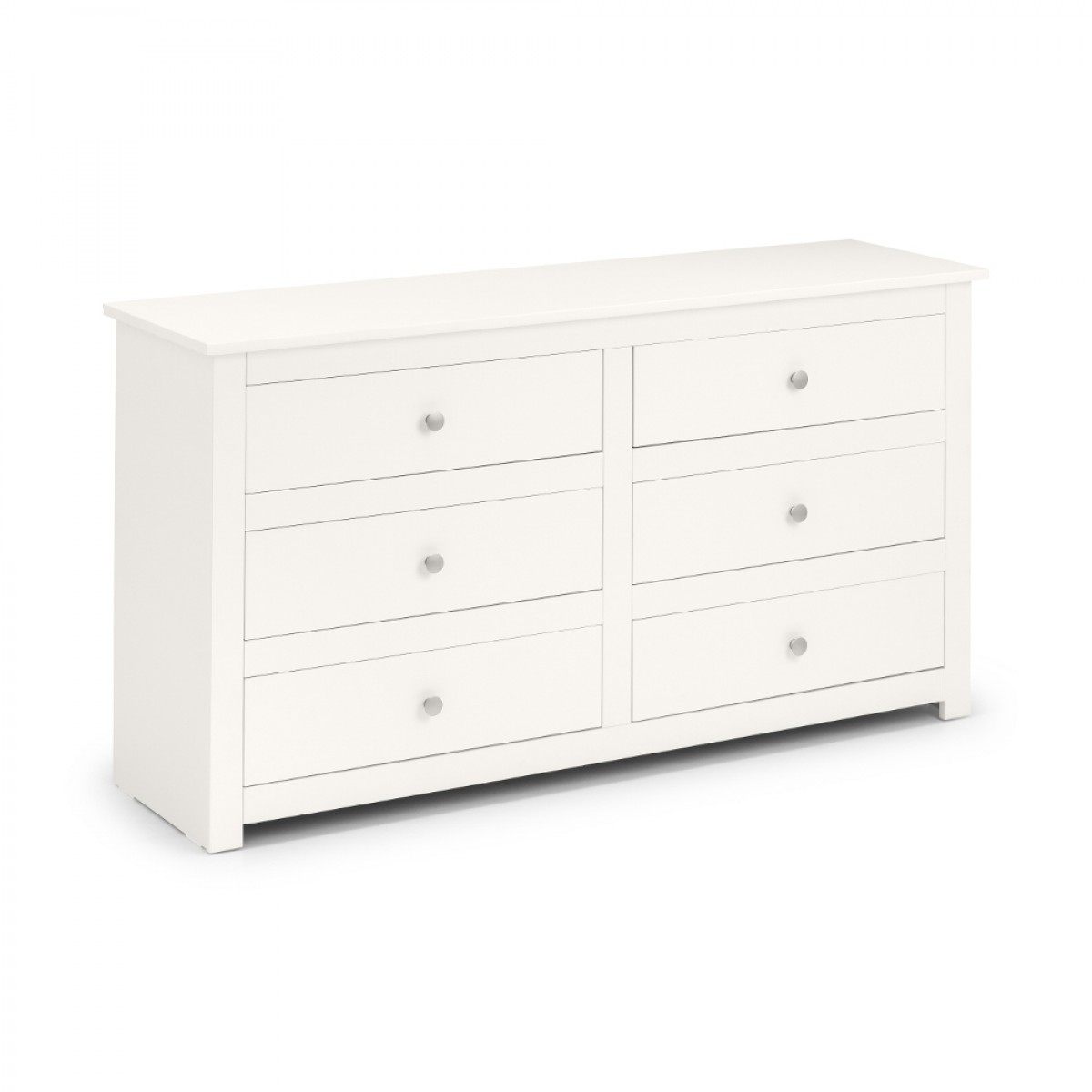 Radley White 6 Drawer Chest