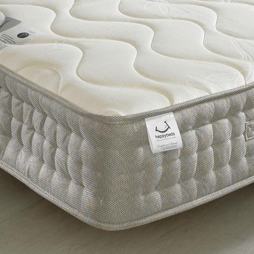 Bamboo 1500 Pocket Sprung Memory And Reflex Foam Mattress