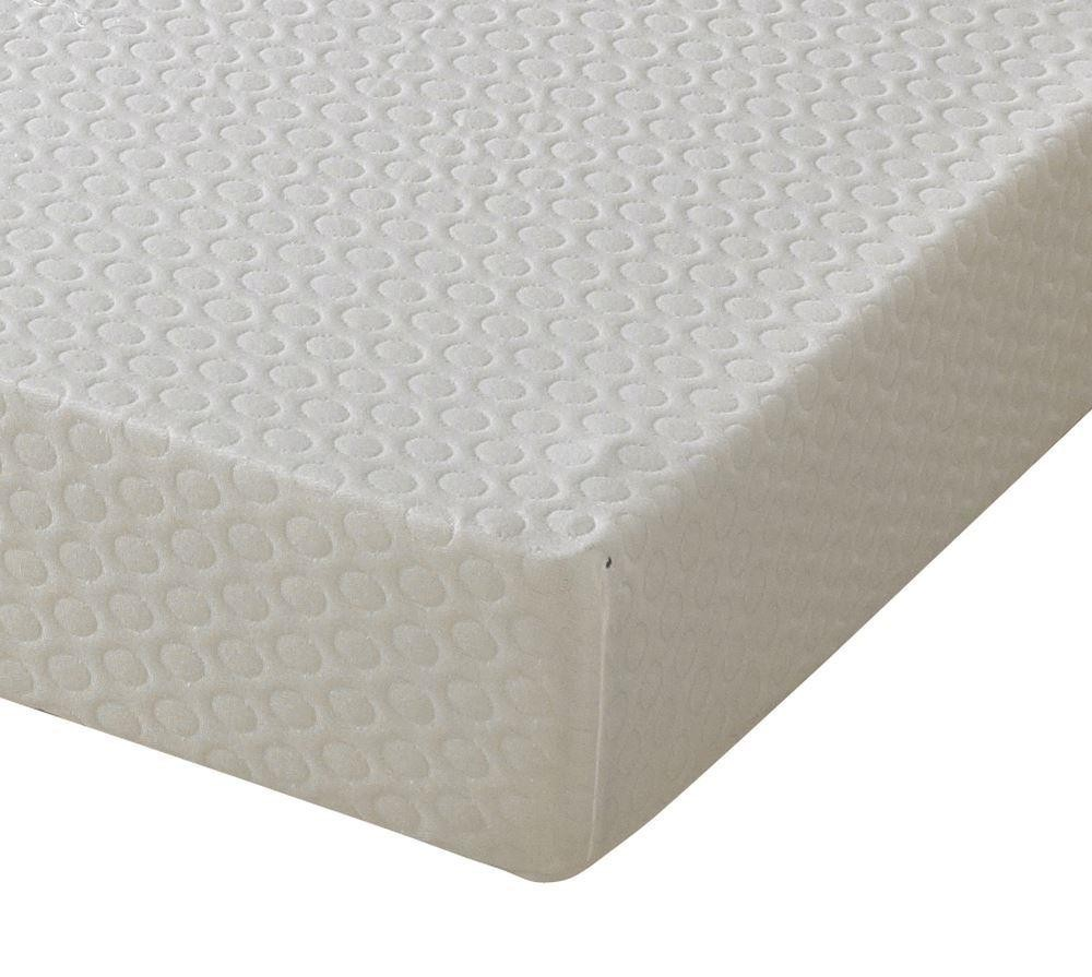 Memory Foam 8000 Reflex Support Orthopaedic Firm Mattress 4ft6 Double 135 X 190 Cm