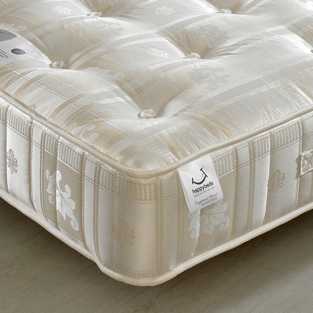 majestic pocket sprung orthopaedic mattress