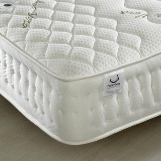 Aloe Vera 1500 Pocket Sprung Memory and Reflex Foam Mattress