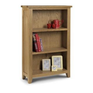 Astoria Oak Low Bookcase