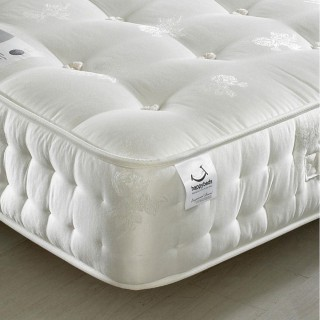 Signature Silver 1400 Pocket Sprung Orthopaedic Natural Fillings Mattress
