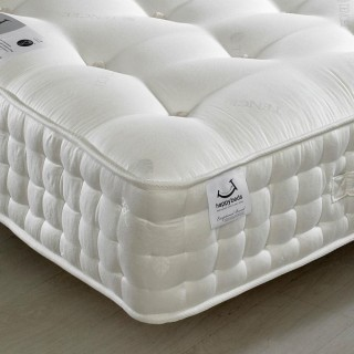 Tennyson 4000 Twin Pocket Sprung Air Flow Orthopaedic Natural Fillings Mattress