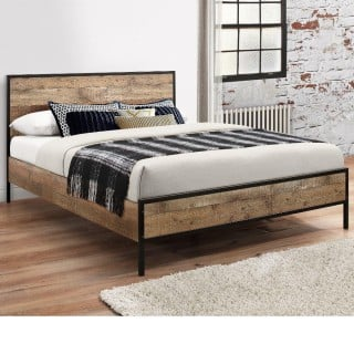 outlet store 65518 6f0f3 Metal Bed Frames | Black and White Bed Frames | Happy Beds