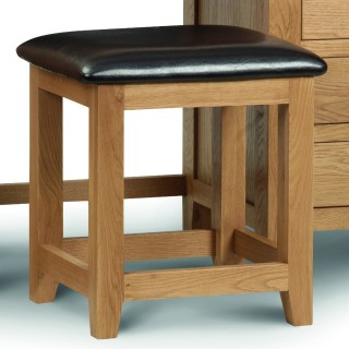 Marlborough Oak Dressing Stool
