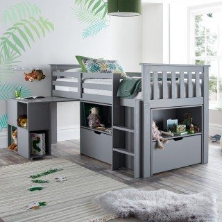 low priced 407b9 6e117 Kids Mid Sleeper Beds| Happy Beds