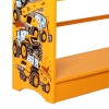 Muddy Friends Children's JCB Digger Bookcase
