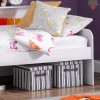 Grace White Wooden Day Bed