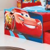 Cars Toddler 2 Drawer Storage Bed