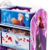 Frozen 2 6 Bin Storage Unit