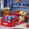 Cars Lightning McQueen Light Up Windscreen Toddler Bed