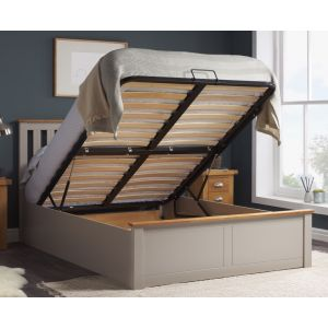 Low Foot End Bed Frame Happy Beds