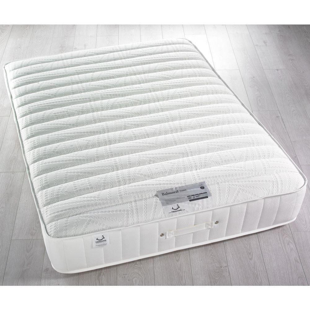 Balmoral 3500 Pocket Sprung Memory Foam Mattress