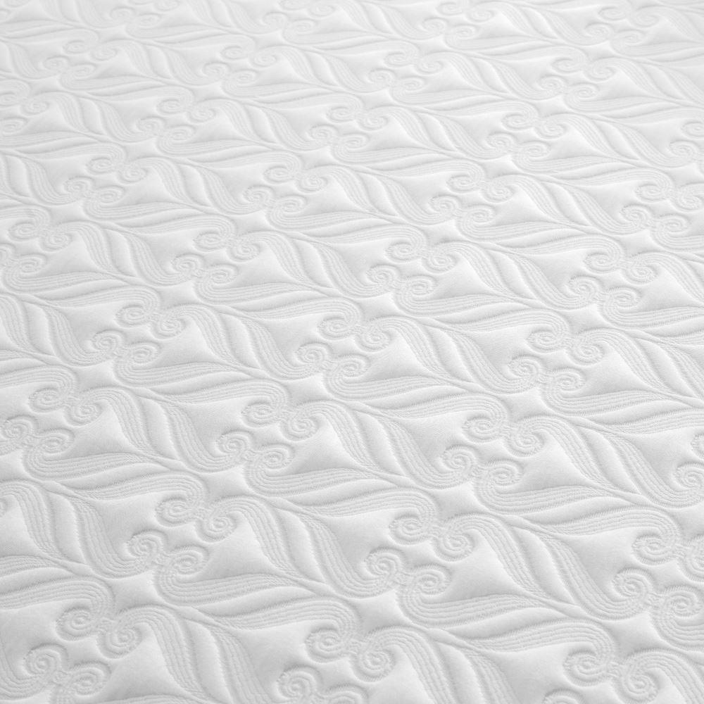 Fresh Wave Memory Reflex Foam Rolled Medium Mattress Single Double King UK EU