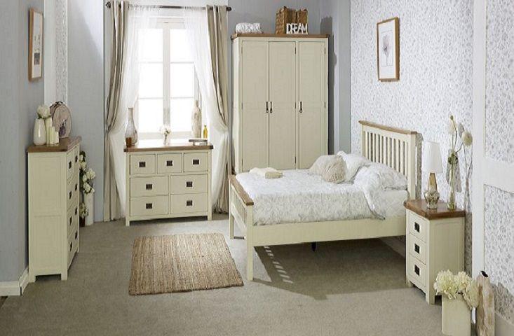 Oak Bedroom Furniture Collections, Cream Bedroom Furniture