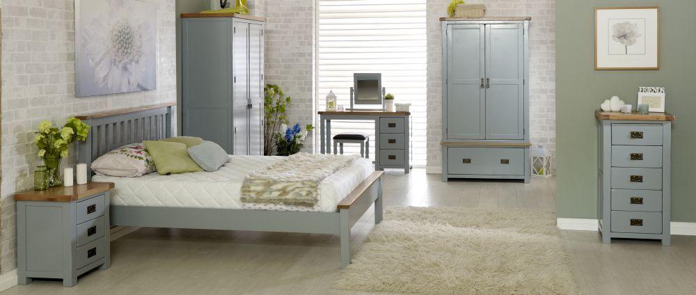 Oak Bedroom Furniture Collections, White Oak Bedroom Furniture Uk
