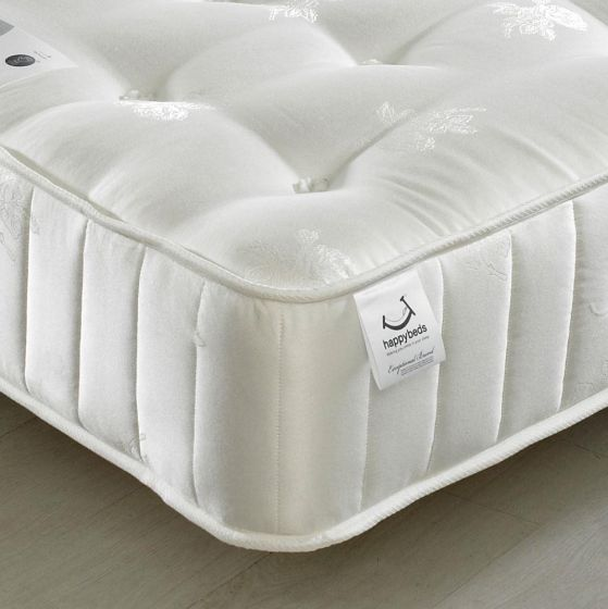 Signature Crystal 3000 Pocket Sprung Orthopaedic Natural Fillings Mattress from £214.99