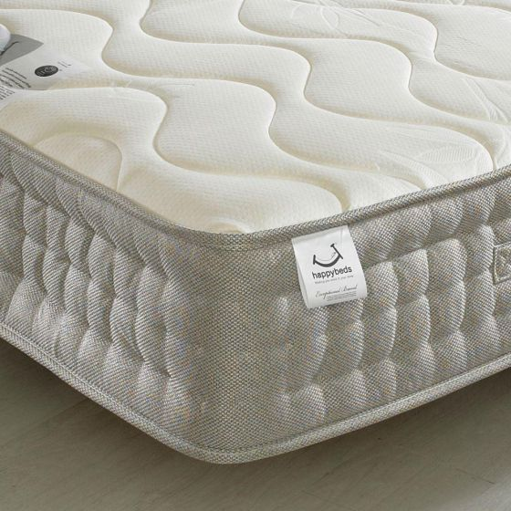 Bamboo 1500 Pocket Sprung Memory and Reflex Foam Mattress from £194.99