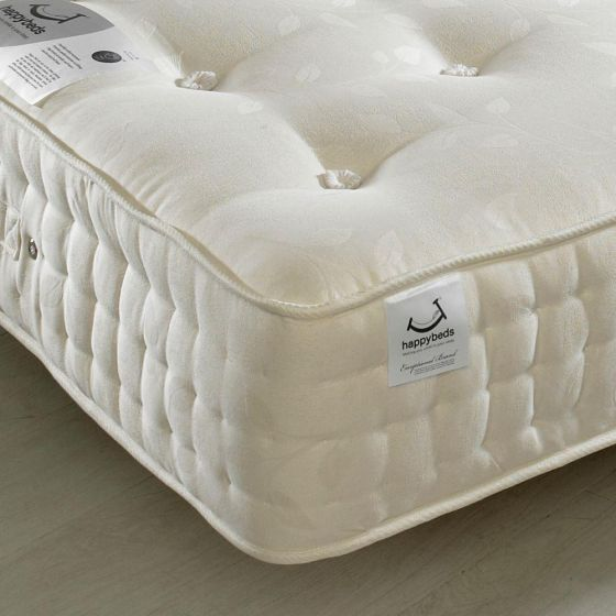 Jewel 2000 Pocket Sprung Orthopaedic Natural Fillings Mattress from £224.99
