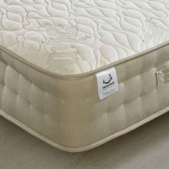 Milk Vitality 2000 Pocket Sprung Memory, Latex and Reflex Foam Mattress from £254.99