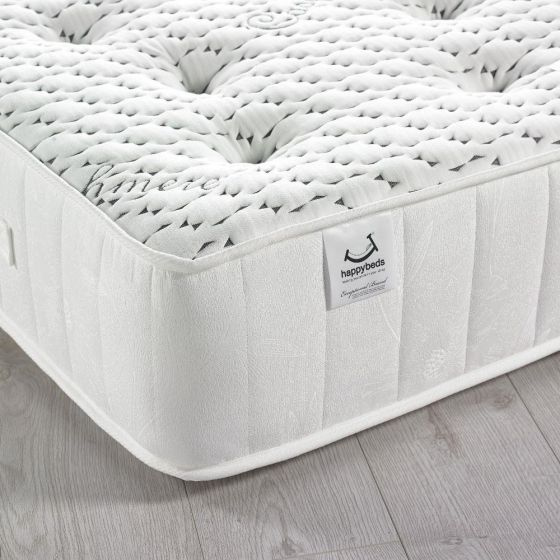 Cashmere 3000 Pocket Sprung Memory Foam Mattress from £194.99