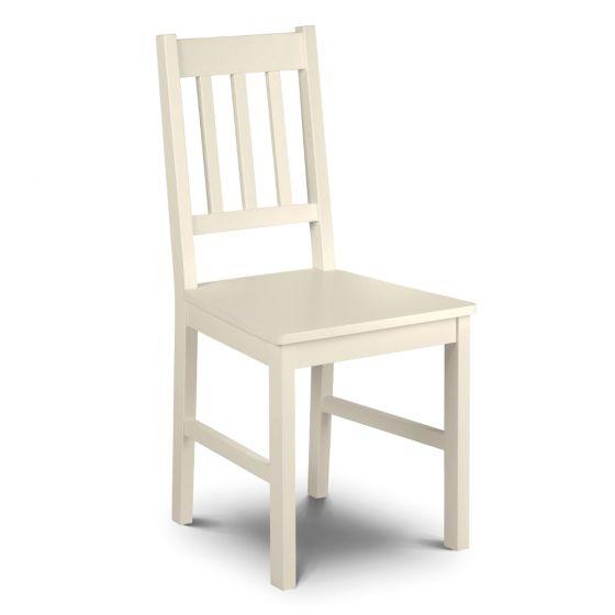 Cameo Stone White Chair