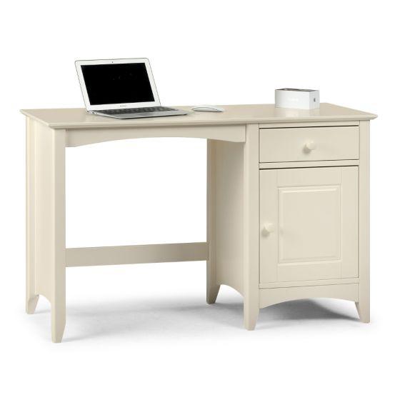 Cameo Stone White Desk
