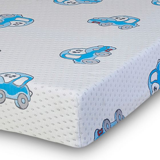 Choo Choo Comfy Spring Orthopaedic Kids Mattress – 3ft Single (90 x 190 cm) for £124.99