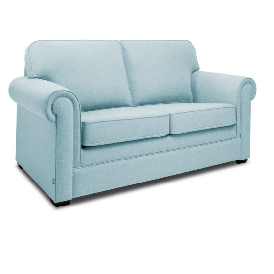 Jay-Be Classic Duck Egg 2 Seater Sofa Bed