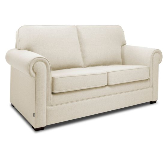 Jay-Be Classic Cream 2 Seater Sofa Bed