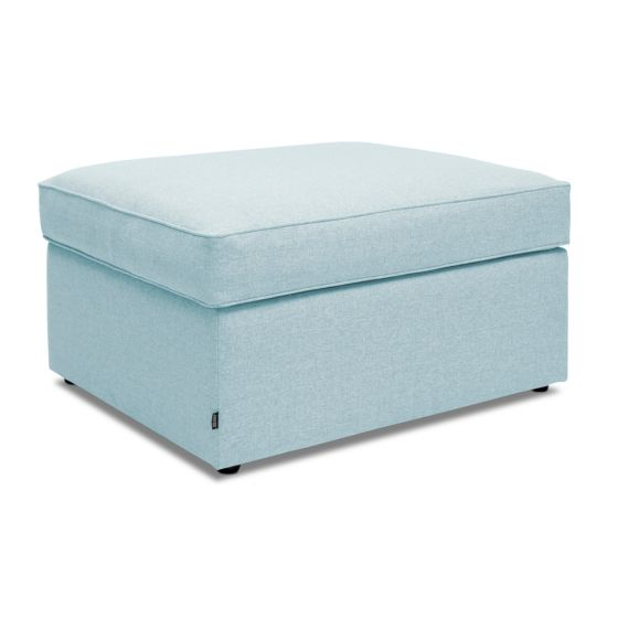 Jay-Be Duck Egg Footstool Sofa Bed