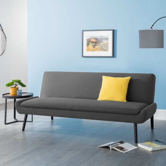 Gaudi Grey Fabric Sofa Bed